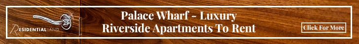 Palace Wharf Riverside Apartments to Rent 728×90 v2