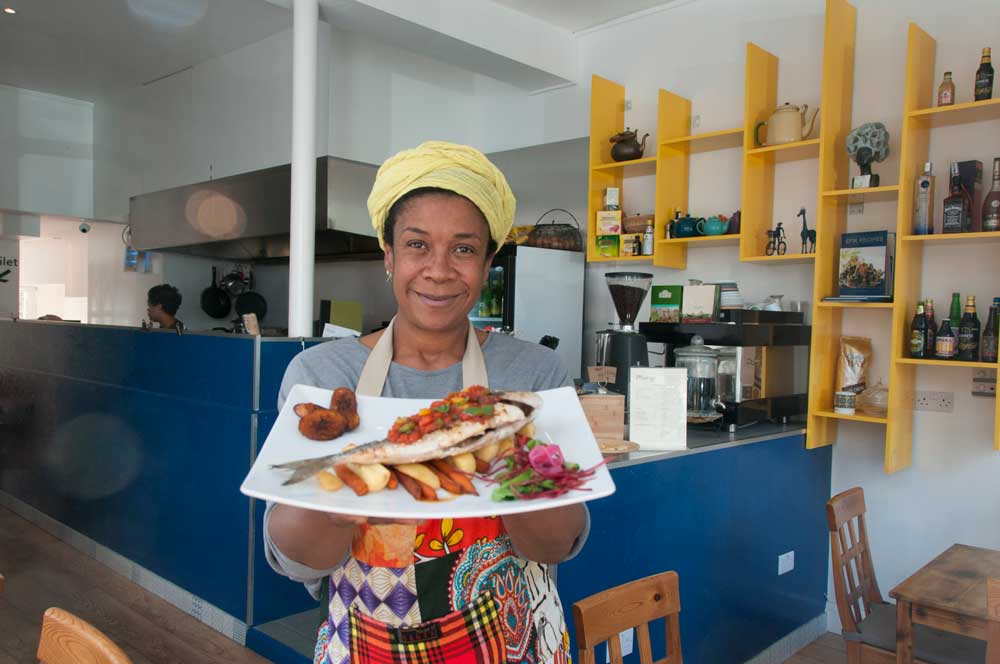 Pitanga: Nostalgic Nigerian Cuisine