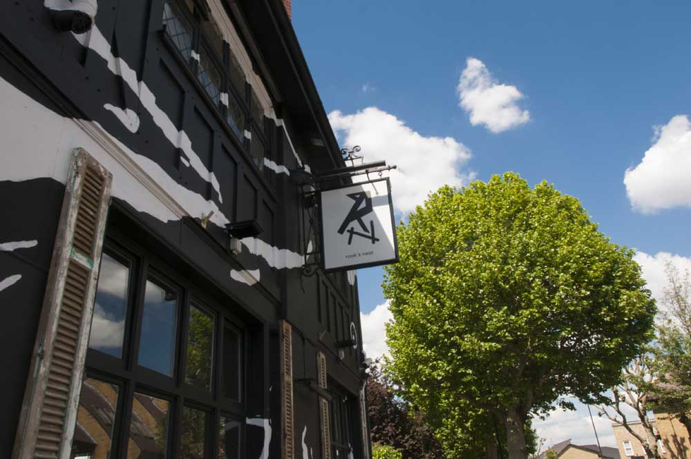 Rooks Nest Hammersmith W6 Pub