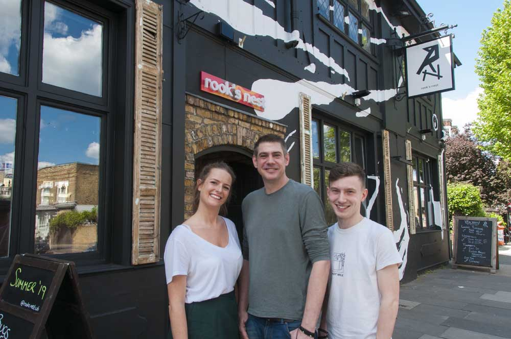 The Rook's Nest: The Perfect Local