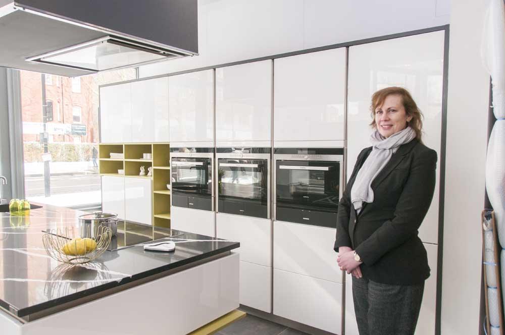 Elegant Schmidt Hammersmith: Kitchen Confidential