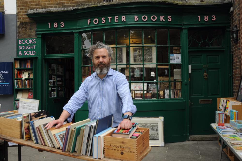 Foster Books: A chapter in Chiswick's rich history