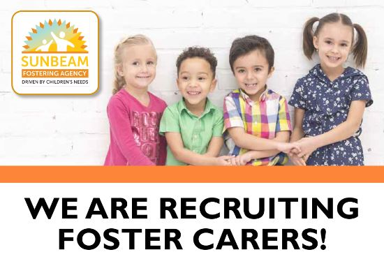 Sunbeam Fostering Agency: Are you interested in beginning your own fostering journey?