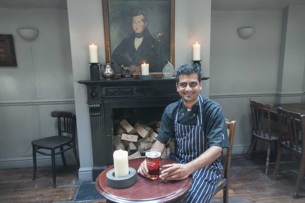 The Andover Arms: The Perfect Local