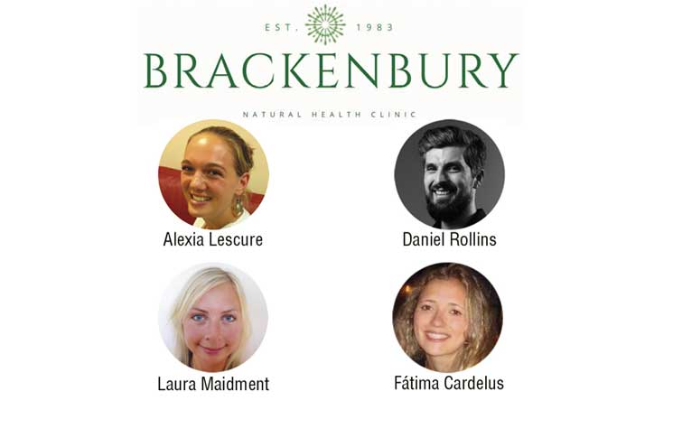 The Brackenbury Natural Health Clinic: Meet the Osteopaths