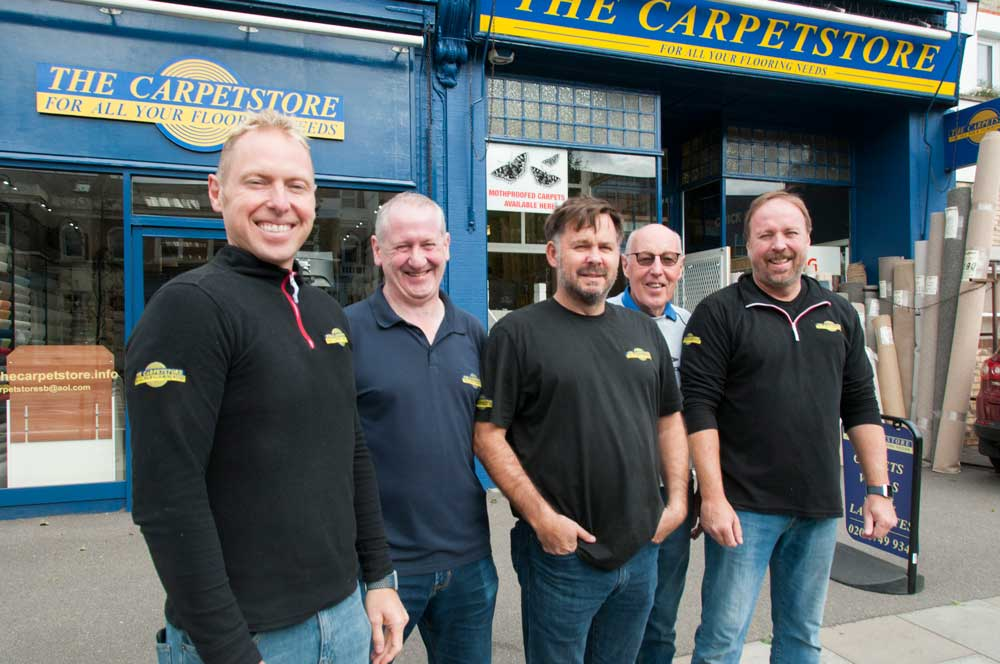 The Carpetstore: Family Values