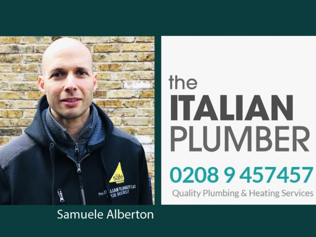 London Plumber: The Italian Plumber