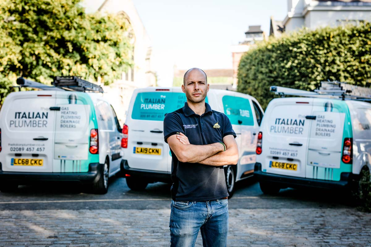 Chiswick Plumber: The Italian Plumber – The Plumbing And Heating Professionals