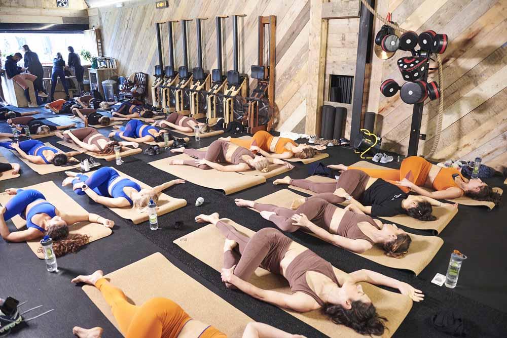 W12 Gym: Terra Hale