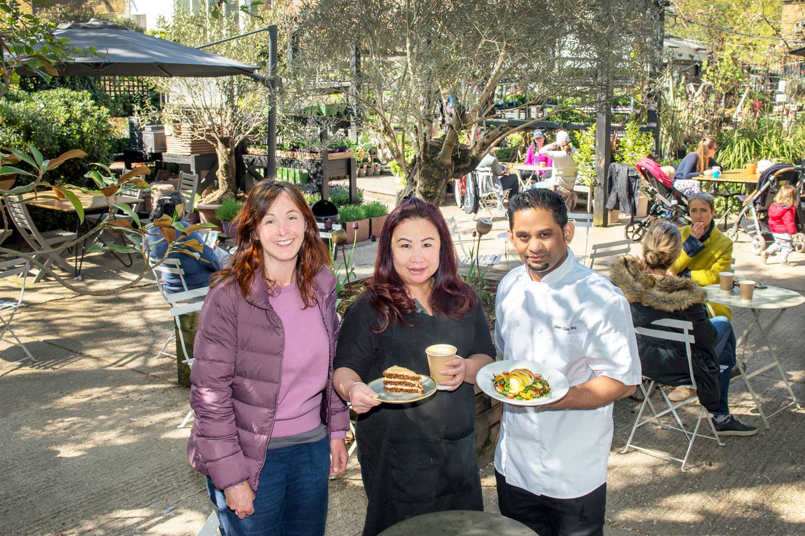 W6 Garden Centre and Café: At The Heart Of The Community
