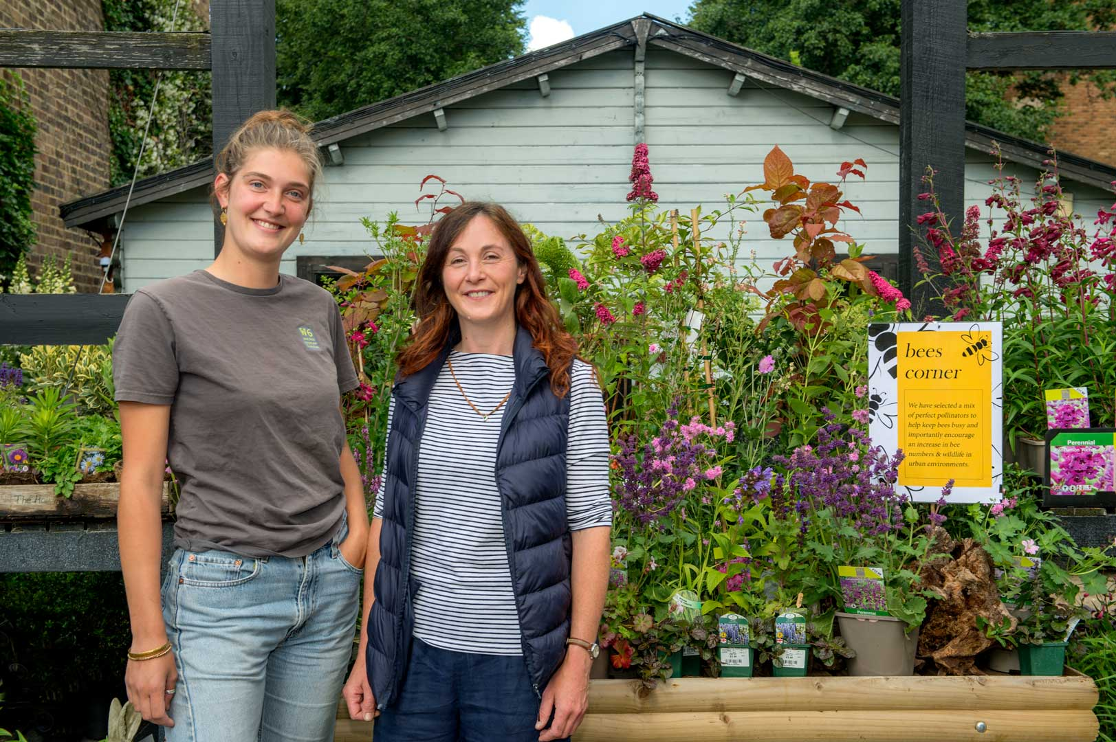 W6 Garden Centre and Café: Gardening In Harmony With Nature