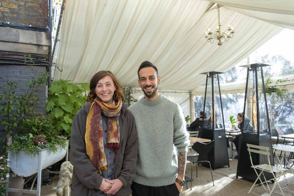 W6 Garden Centre and Cafe: Dreaming Of A Green Christmas?