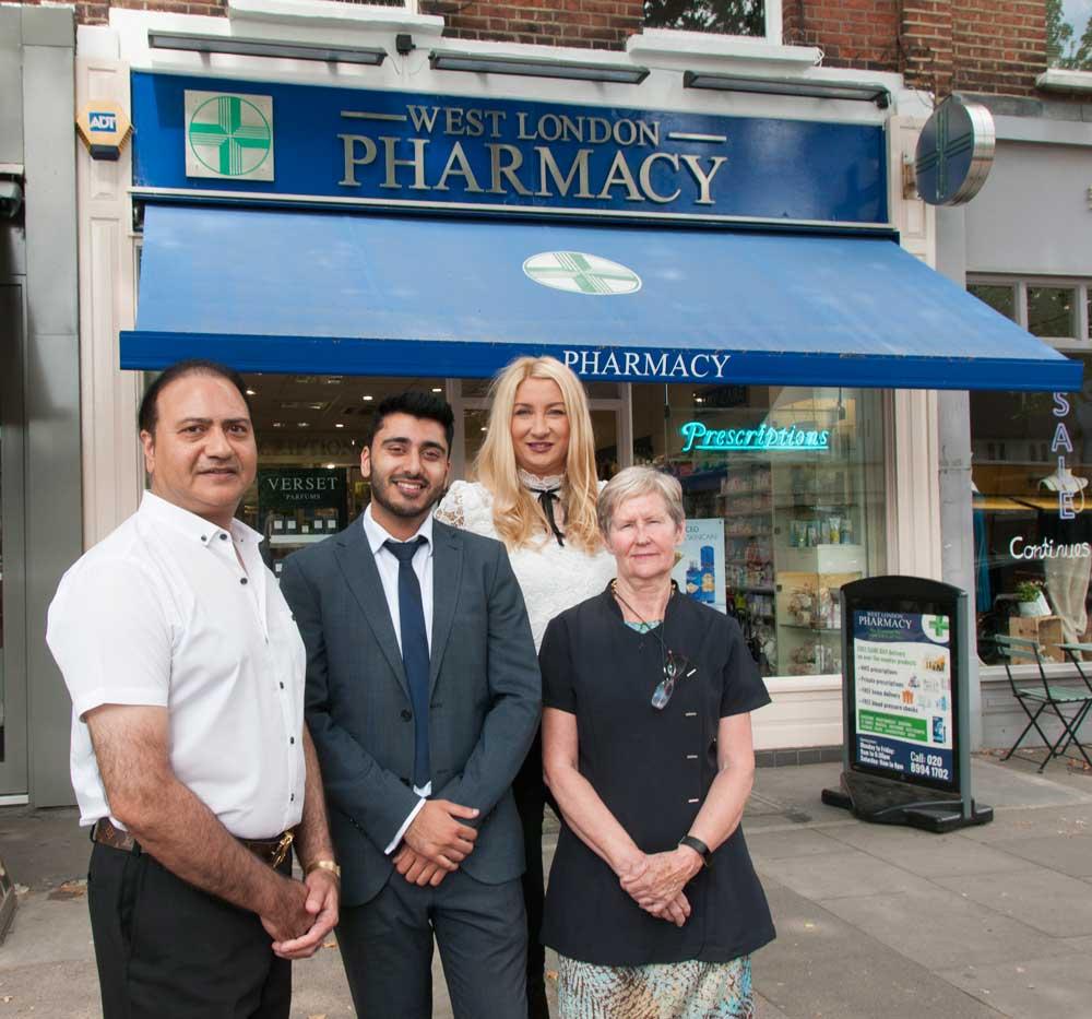 West London Pharmacy: In Good Hands
