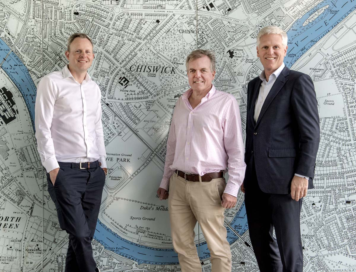 Chiswick W4 Homes: Chiswick's Number One Property Team – Whitman & Co