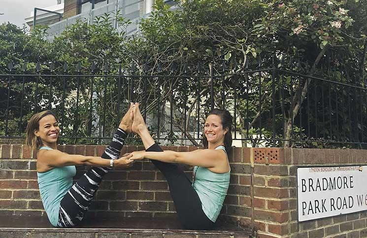 Grove Neighbourhood Centre: One Day Urban Yoga Retreat 12 November 2016 9.30am-5pm