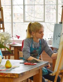Chelsea Fine Arts: Ravenscourt Park & Chelsea Workshops 15 July-23 August