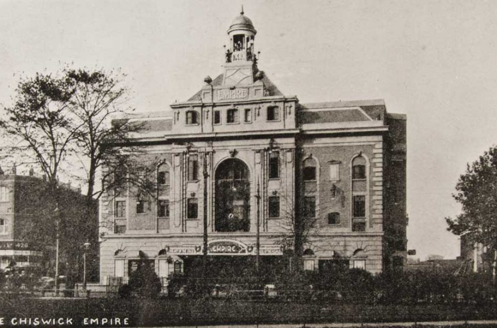 The Chiswick Empire: Empire State of Mind