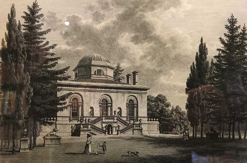 Chiswick House Tours