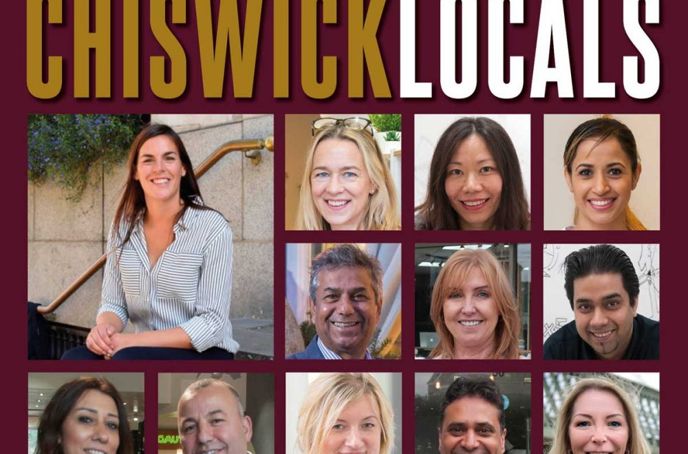 Be featured in Chiswick Locals Spring Issue