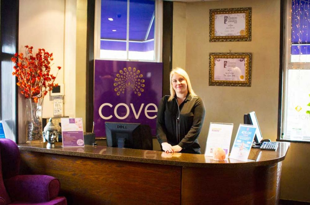 Chiswick Spa: The Cove Spa – Be Happy In Your Skin