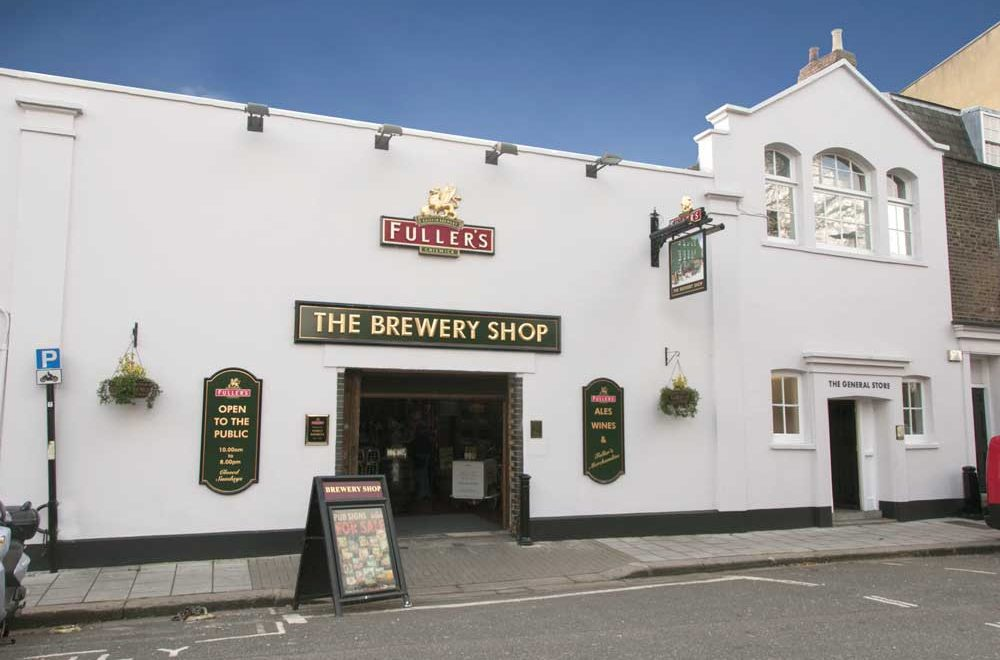 Fuller's Brewery Shop: Chiswick's Best-Kept Secret?