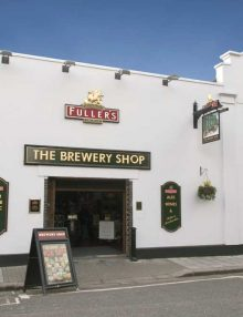 Fuller's Brewery Shop: Chiswick's Best-Kept Secret?