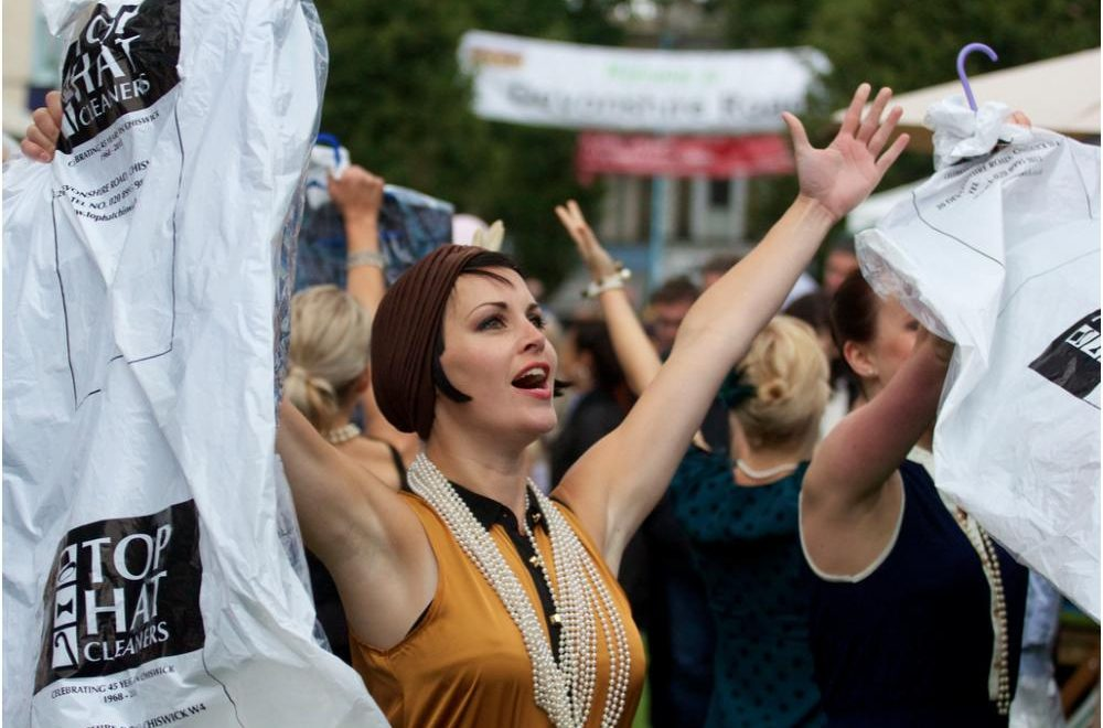 Join the Devonshire Road street party in Chiswick W4 – September 9 11am-4.30pm