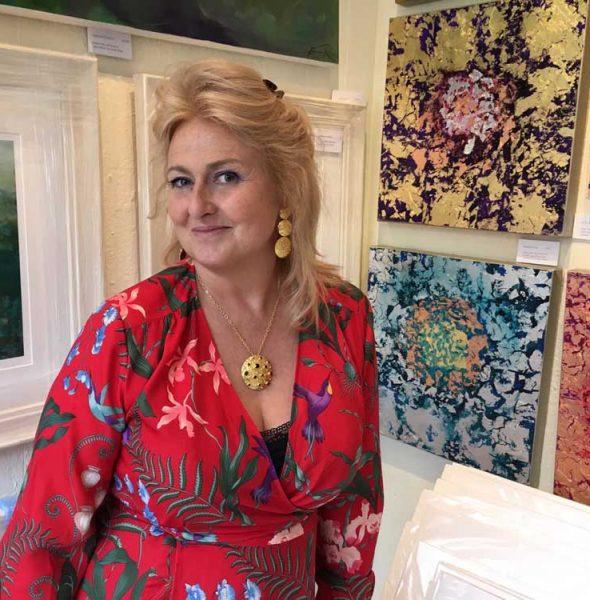 Emma Rose and Louise Rushford at Hepsibah Gallery 20-23 September