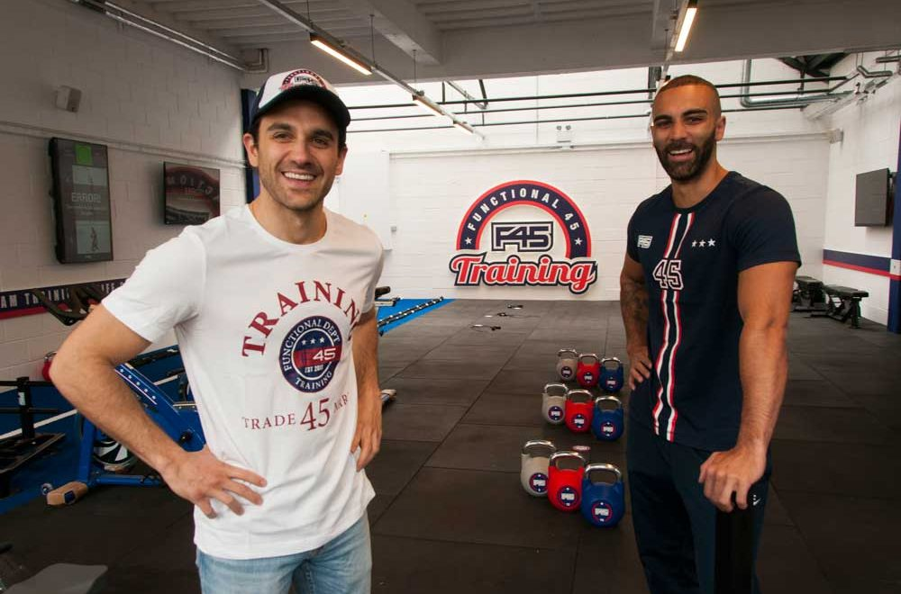 F45 Chiswick Park: Fitness Training That Gets Results