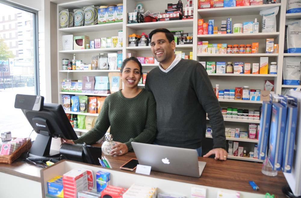 Fitness Fuel and Pharmacy on Wheels: When Boots meets Holland & Barrett
