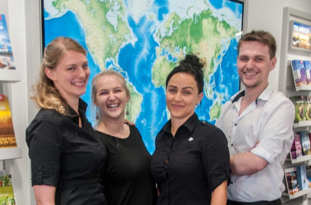 Flight Centre: Local Service with a Global Reach