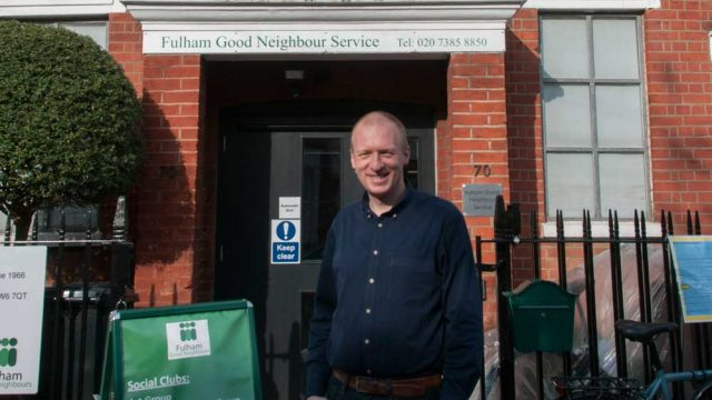 Fulham Good Neighbours: Love Thy Neighbour