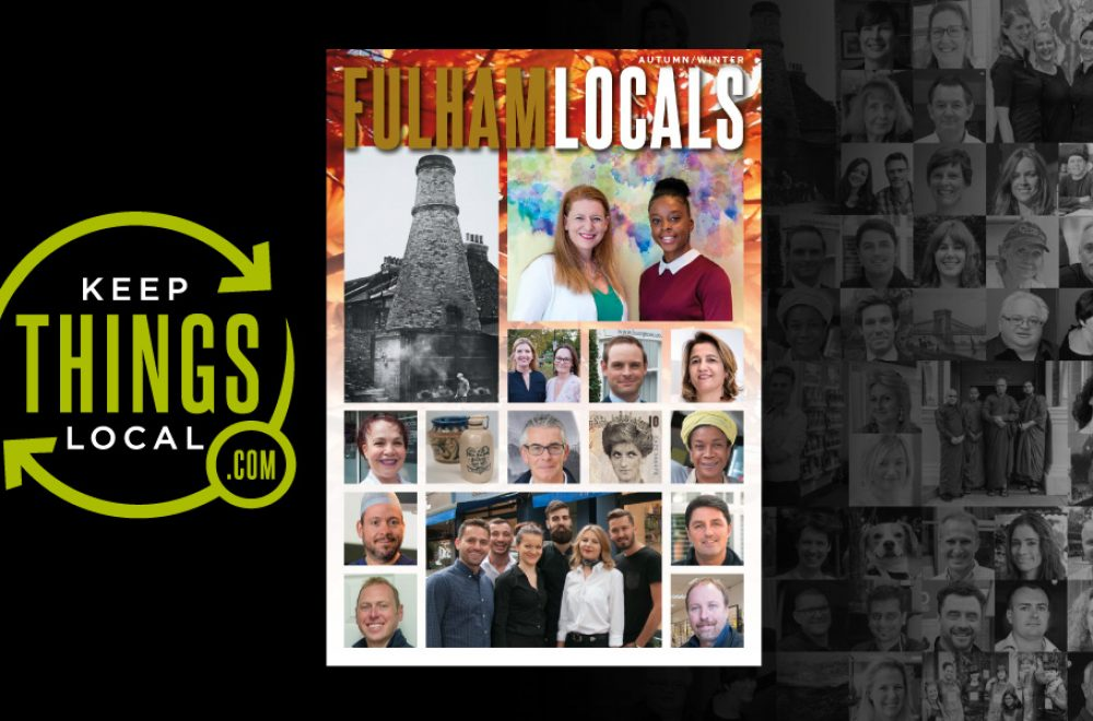 Fulham SW6: Promote your business in the next issue of #FulhamLocals magazine