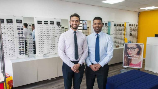 Fulham Opticians: Aristone – A Clear Vision