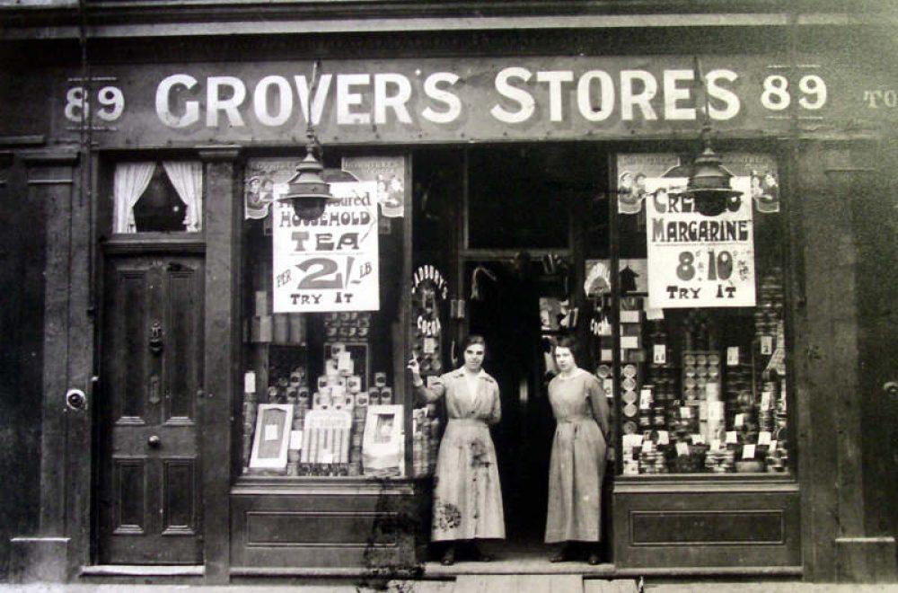 History of Hammersmith Grove