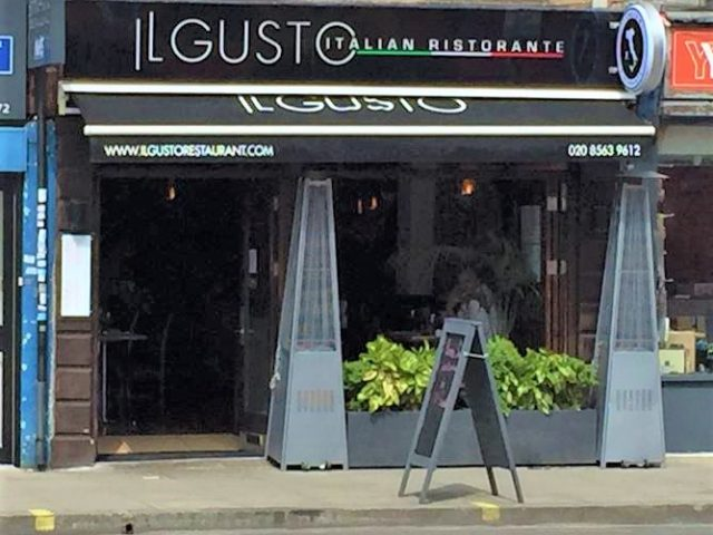 London Italian Restaurant: il Gusto