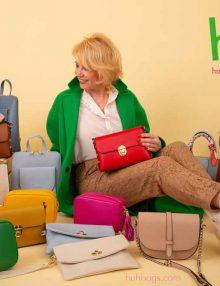 Huh: Chiswick's Handbag Queen – Jane Dyson
