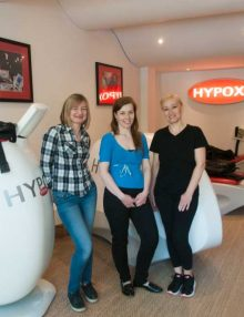 Dorota's Lifestyle Studio – HYPOXI: Shape Up For Summer