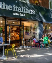 The Italians Chiswick W4