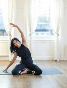 Yoga With Nahid: Yoga for Life with Nahid de Belgeonne