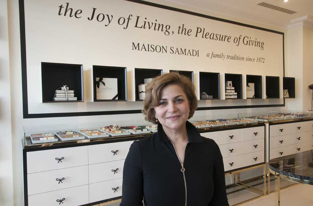 Maison Samadi: Chocolate Heaven