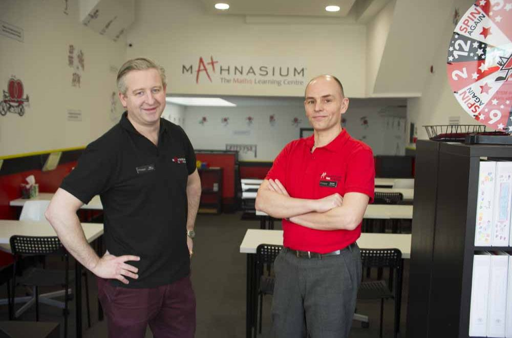 Mathnasium of Fulham: Solving The Maths Problem