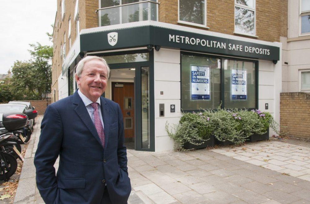 Metropolitan Safe Deposits: Maximum Security