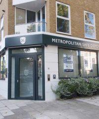 Metropolitan Safe Deposits – Chiswick W4