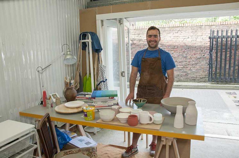 Pottery Courses and Tuition: José Carvalho Ceramics