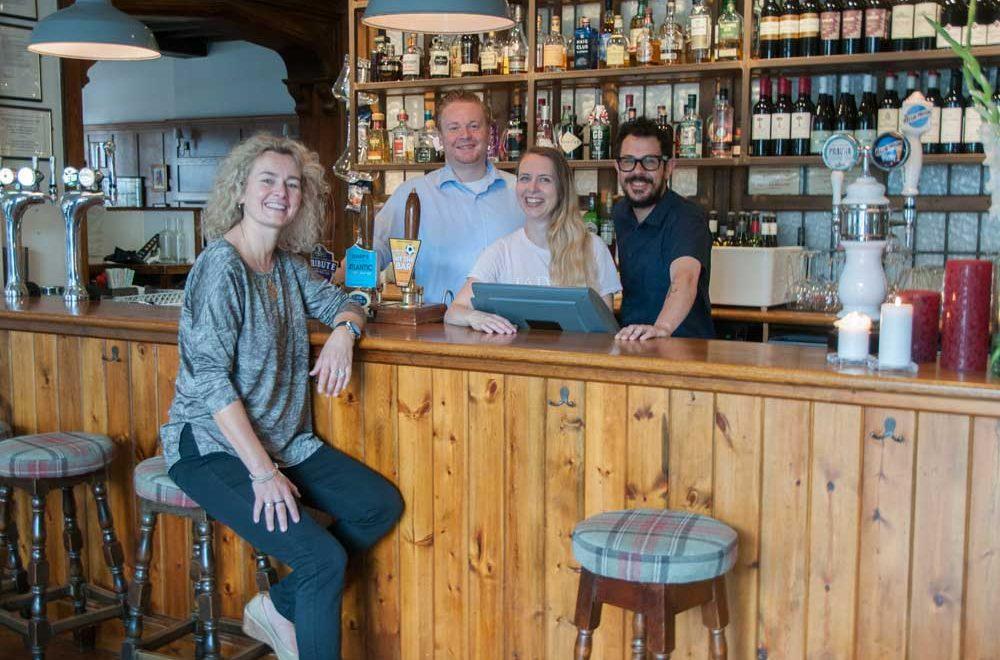 The Queens Head: Raise a Glass to 2019