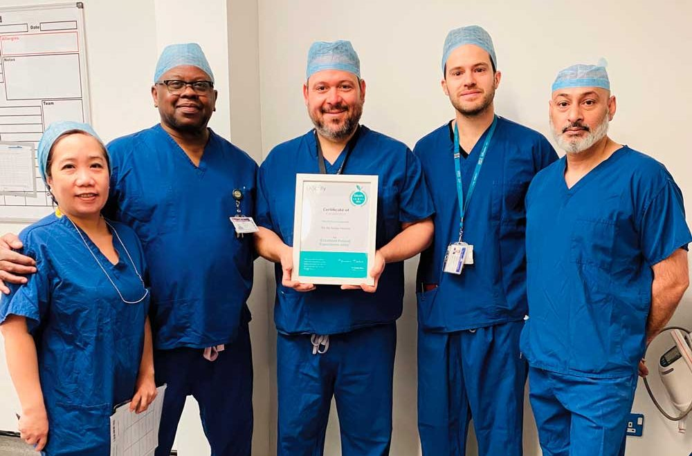 Shoulder and Elbow Surgeon: Nick Ferran – The Wide Awake Club