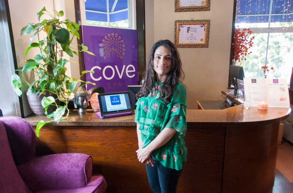 The Cove Spa: Soothing the Mind, Body and Spirit