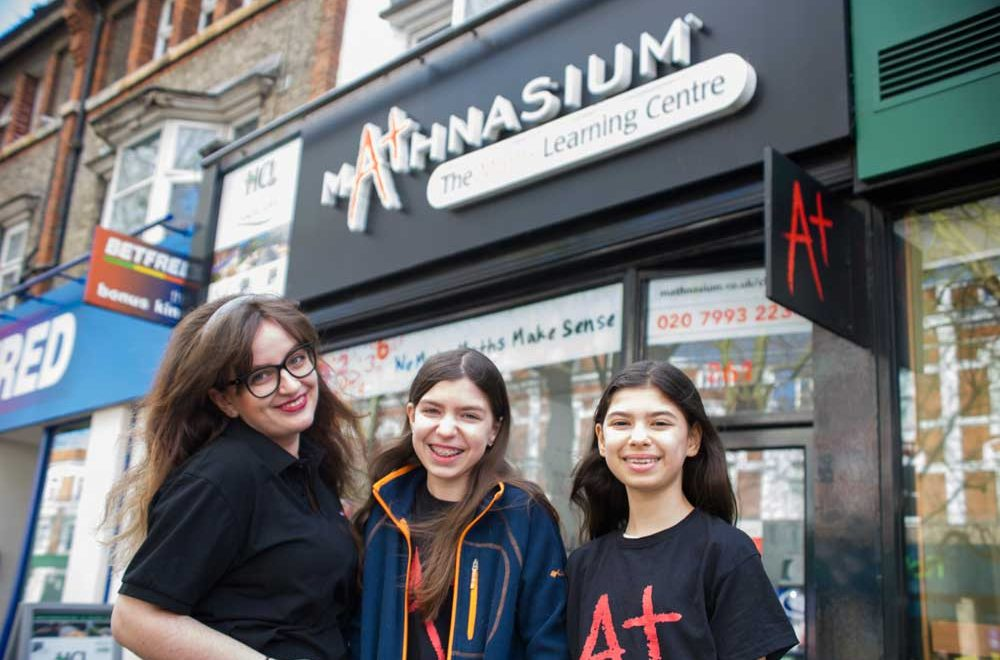 Maths Tutor: Mathnasium of Chiswick – Solving The Maths Problem