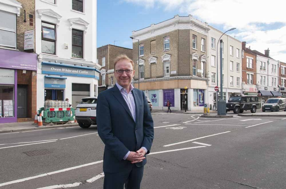 Horton and Garton: Even Estate Agents Have To Move Home